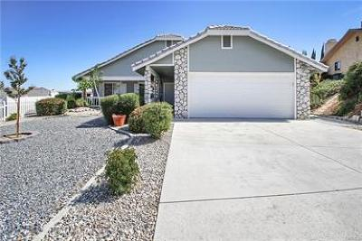 Single Family Home For Sale: 13325 Tamarisk Road