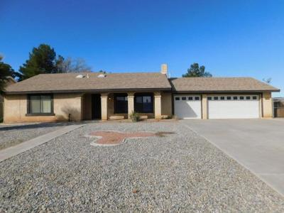 Victorville Single Family Home For Sale: 13036 Petaluma Road