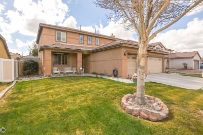 Victorville Single Family Home For Sale: 13755 Thrush Court