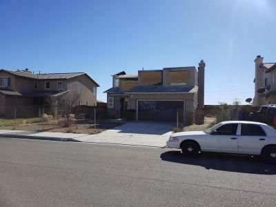 Adelanto Single Family Home For Sale: 11371 Arlington Street