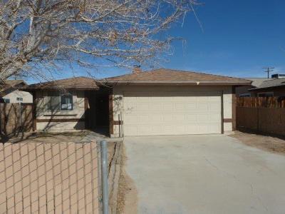 San Bernardino County Single Family Home For Sale: 25078 Tower Road