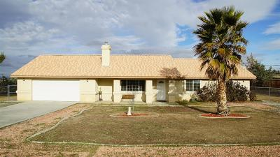Hesperia Single Family Home For Sale: 8431 9th Avenue