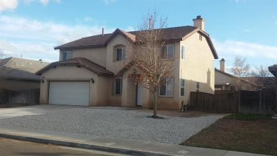 Hesperia Single Family Home For Sale: 13471 Somerset Street
