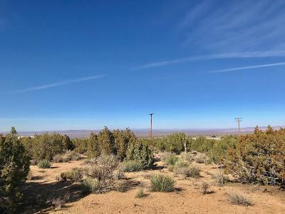 Pinon Hills Residential Lots & Land For Sale: Hollister Road