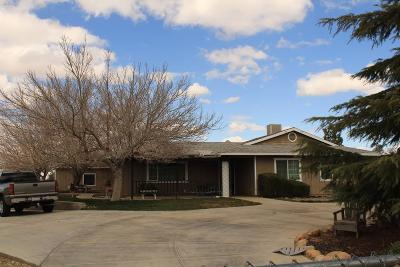 Hesperia Single Family Home For Sale: 18444 Fairburn Street