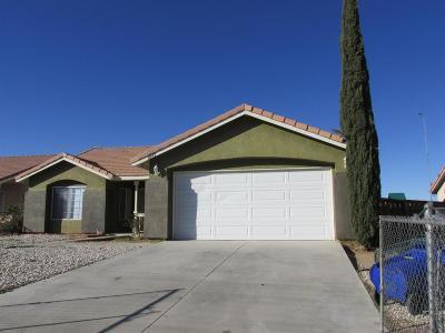 Adelanto Single Family Home For Sale: 11642 Begonia Road