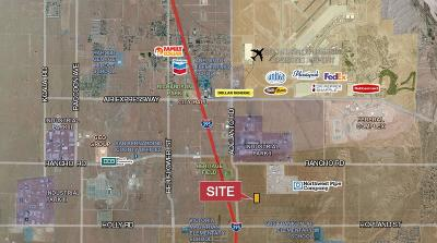 Adelanto Commercial Lots & Land For Sale: Cassia Street