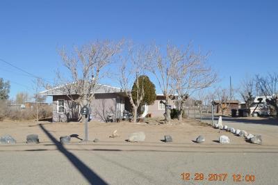 Adelanto Single Family Home For Sale: 11346 Lawson Avenue