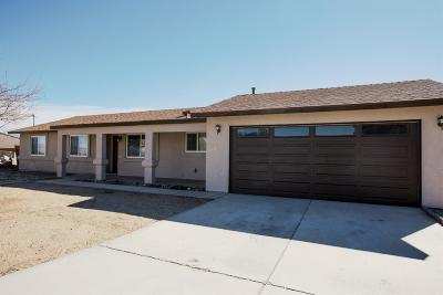 Hesperia Single Family Home For Sale: 17885 Hackberry Street