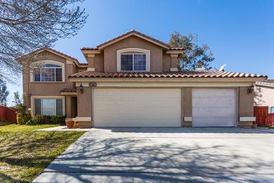 Victorville Single Family Home For Sale: 14770 Butterfly Court
