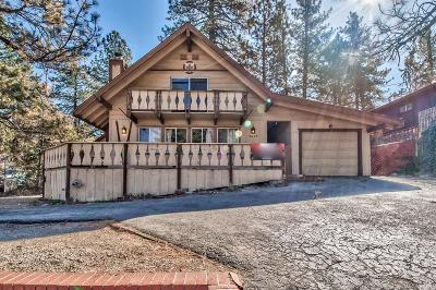 Wrightwood Single Family Home For Sale: 5545 Sheep Creek Road