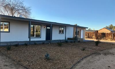 Apple Valley Single Family Home For Sale: 12408 Quinnault Road