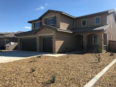 Adelanto Single Family Home For Sale: 11829 Wallflower Court
