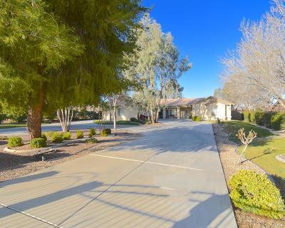 Hesperia Single Family Home For Sale: 10966 Hickory Avenue