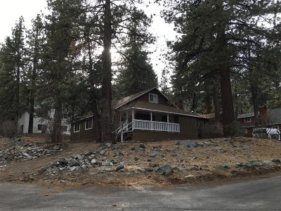 Wrightwood Single Family Home For Sale: 621 Lark Drive