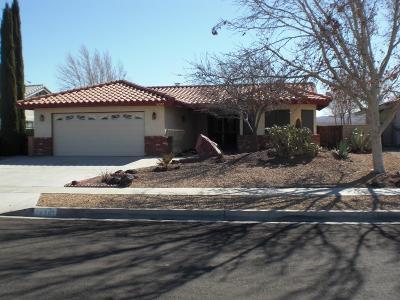 Helendale Single Family Home For Sale: 26307 Corona Drive