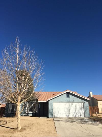 Adelanto Single Family Home For Sale: 14633 Kelly Street
