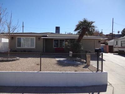 Barstow Single Family Home For Sale: 620 Flora Street
