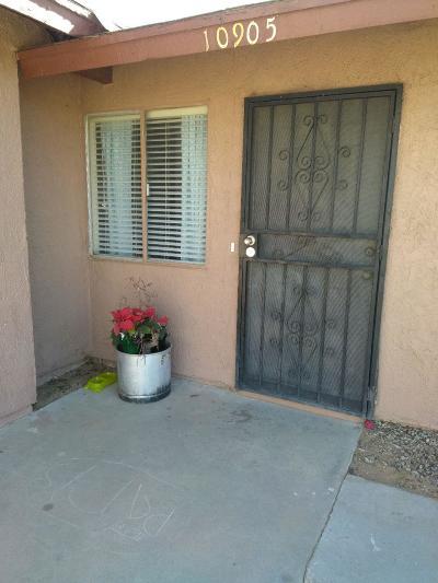 Adelanto Single Family Home For Sale: 10905 Bartlett Avenue