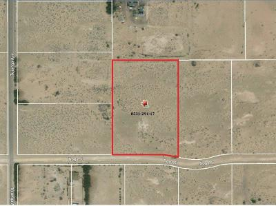 Newberry Springs Residential Lots & Land For Sale: Tioga Street