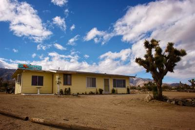 Lucerne Valley Single Family Home For Sale: 32727 Garnet Road