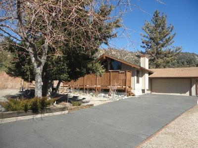 Wrightwood Single Family Home For Sale: 6173 Acorn Drive