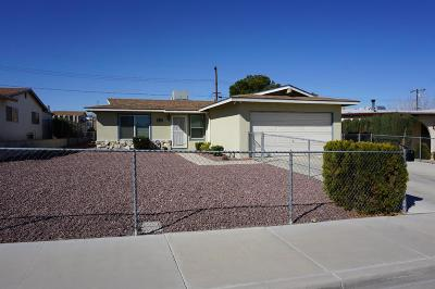 Barstow Single Family Home For Sale: 308 Palm Avenue