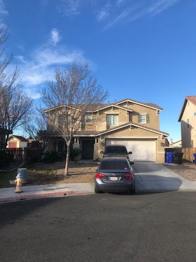Victorville Single Family Home For Sale: 13713 Colorado Lane