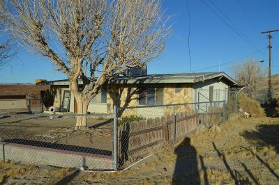 Barstow Single Family Home For Sale: 34395 Western Drive