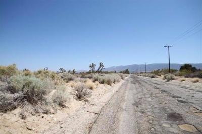 Pinon Hills Residential Lots & Land For Sale: Pine View Road