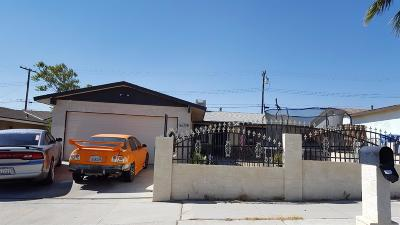 Barstow Single Family Home For Sale: 1728 Forane Street