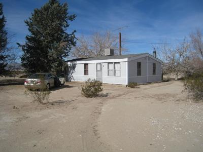 Lucerne Valley Single Family Home For Sale: 11550 Locust Avenue
