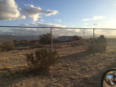 Newberry Springs Residential Lots & Land For Sale: 35165 Condor Road