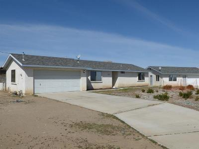 Phelan CA Single Family Home For Sale: $192,000