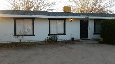 Hesperia Single Family Home For Sale: 10488 Balsam Avenue