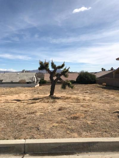 Victorville Residential Lots & Land For Sale: 13185 Autumn Leaves Avenue