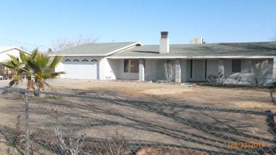 Hesperia Single Family Home For Sale: 17886 Pine Street