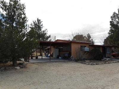 Lucerne Valley Single Family Home For Sale: 35726 Cambria Way