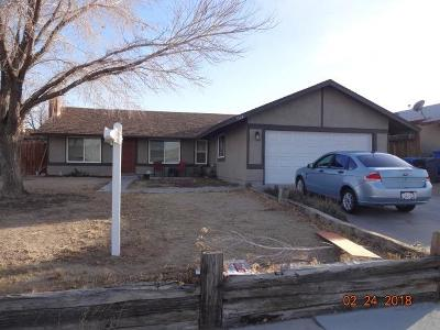 Barstow Single Family Home For Sale: 1108 Broadway Avenue