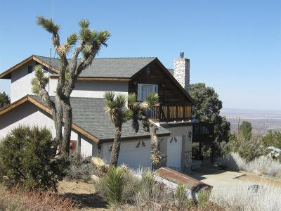 Pinon Hills Single Family Home For Sale: 1032 Sunnyslope Road