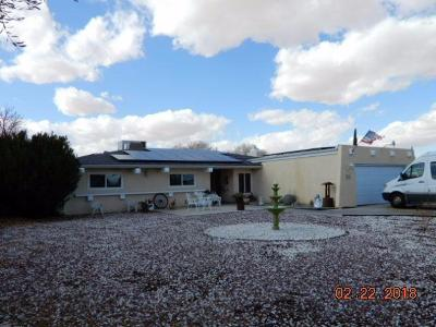 Barstow Single Family Home For Sale: 2700 Apollo Drive