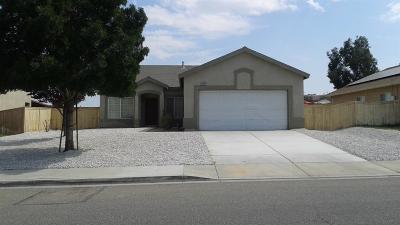 Victorville Single Family Home For Sale: 14797 Honeysuckle Street