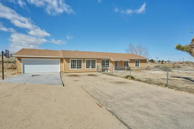 Victorville Single Family Home For Sale: 15594 Topango Road