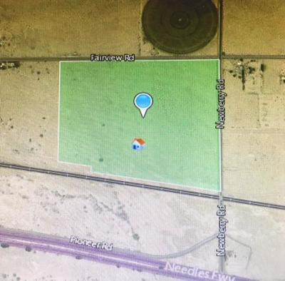 Newberry Springs Residential Lots & Land For Sale: Newberry Road
