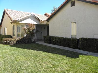 Apple Valley Single Family Home For Sale: 11521 Oak Street