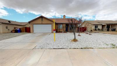 Adelanto Single Family Home For Sale: 11807 Lupin Road