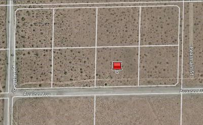 Adelanto Commercial Lots & Land For Sale: Avalon Avenue