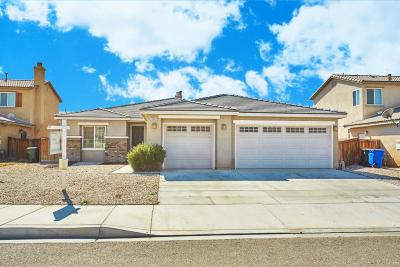 Adelanto Single Family Home For Sale: 11063 Remington Court