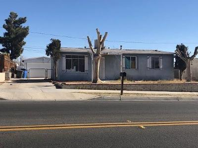 Barstow Single Family Home For Sale: 701 S Muriel Drive