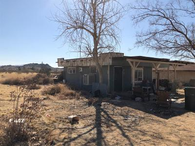 Apple Valley Single Family Home For Sale: 24849 Thunderbird Road